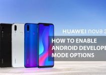 How To Enable Android Developer Mode Options in Huawei Nova 3i