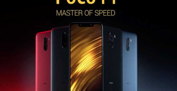 Xiaomi POCO F1 Quick Review