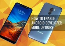 How To Enable Android Developer Mode Options in Xiaomi Pocophone F1
