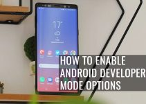 How To Enable Android Developer Mode Options in Samsung Galaxy Note 9