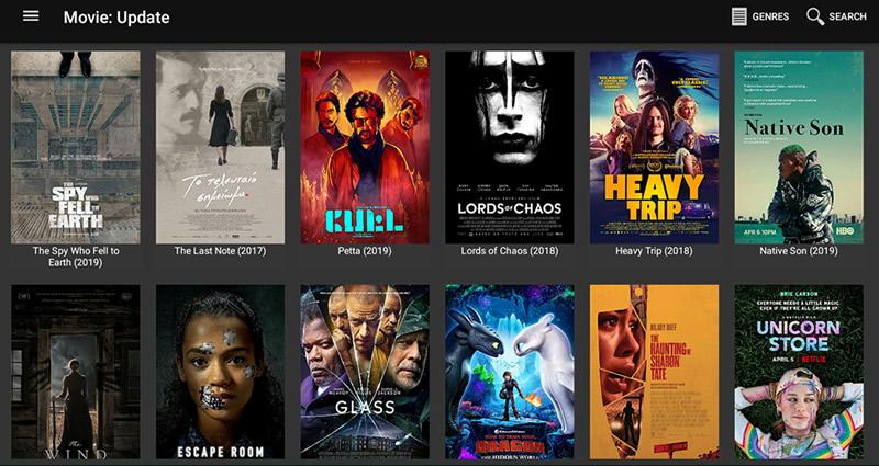 Movie HD APK App - Free HD Movies Apk