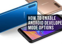 How To Enable Android Developer Mode Options in Samsung Galaxy A7