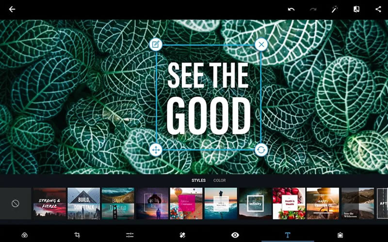 Adobe Photoshop Express Photo Editor Collage Maker - Best Photo Editing App for Android