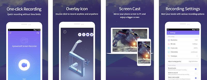 Apowersoft Screen Recorder APK App