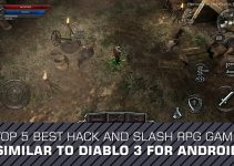 5 Best Hack n Slash RPG Game Similar To Diablo For Android