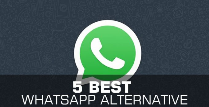 5 Best WhatsApp Messenger Alternative App