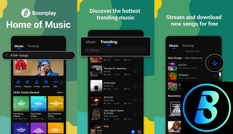 Boomplay - Home of Music - Spotify Premium Apk Alternative App