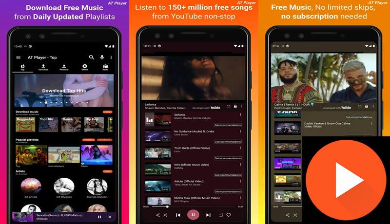 Free Music Downloader Download MP3 - Spotify Premium Apk Alternative App
