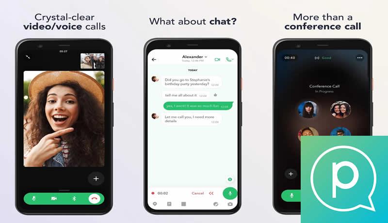 Pinngle Safe Messenger - WhatsApp Alternative