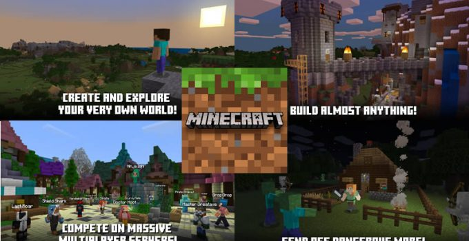 Download Minecraft Mod APK (Mojang)