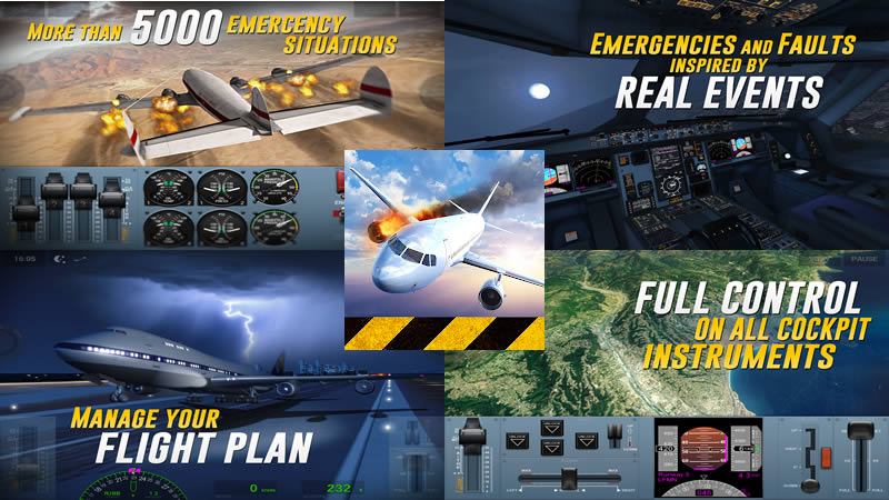 Extreme Landings - Best Airplane Simulator Games for Android