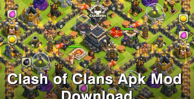 Clash of Clans Apk Mod Download