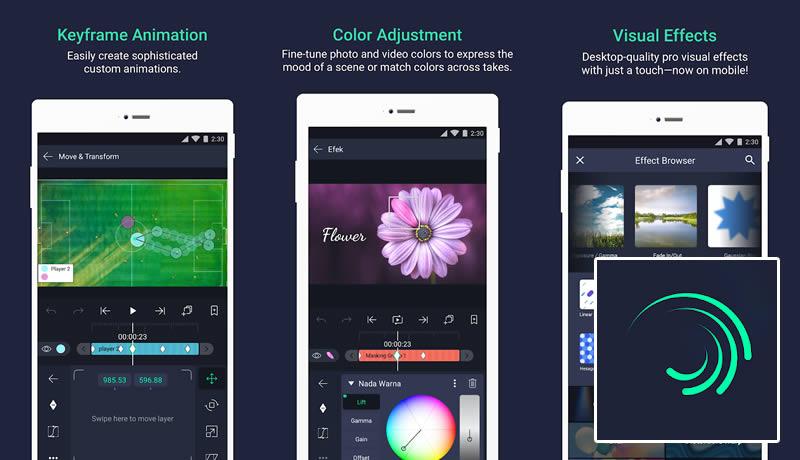 Download Alight Motion Pro APK Mod