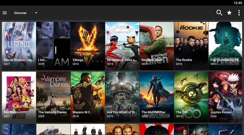 FilmPlus Free Movies, Series and TV Shows Streaming App