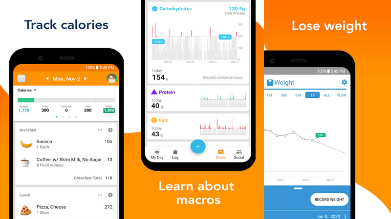 Calorie Counter by Lose It! for Diet and Weight Loss - Best Calorie Counter App
