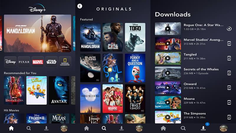 Download Disney Plus APK