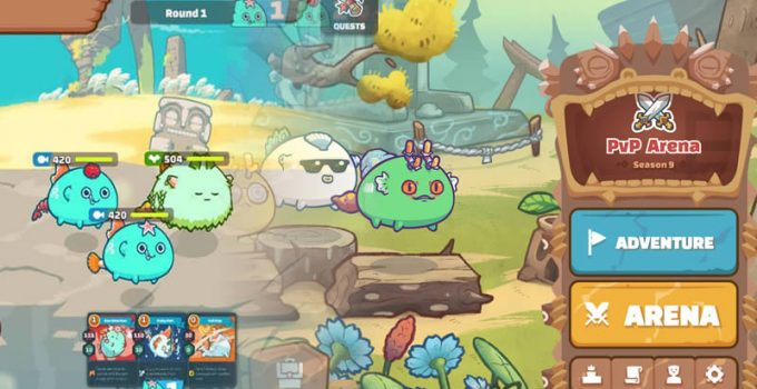 Download Free Axie Infinity APK