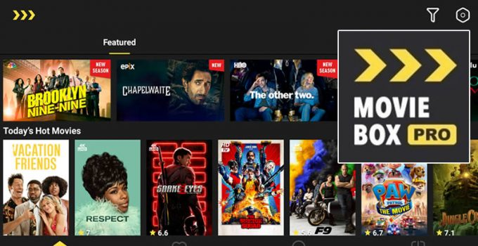 Download Free MovieBox Pro