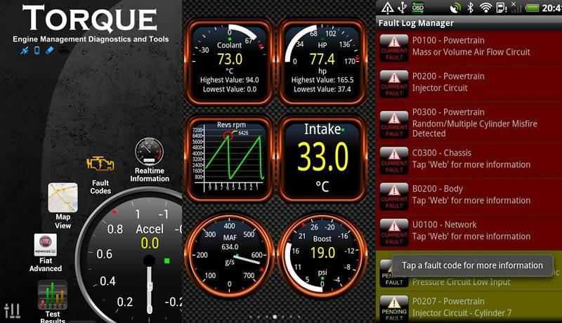 Download Torque Pro OBD 2