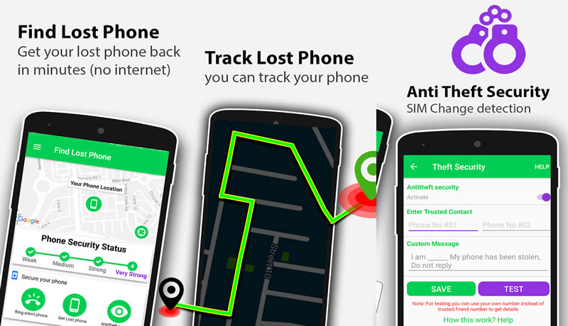 Find My Phone: Find Lost Phone