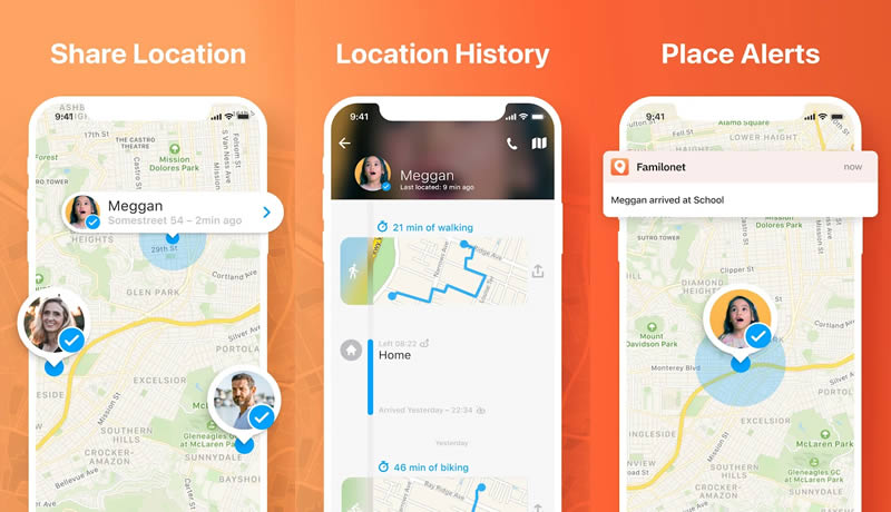 Find my Phone, Family GPS Locator By Familo - Find My Phone Apps For Android