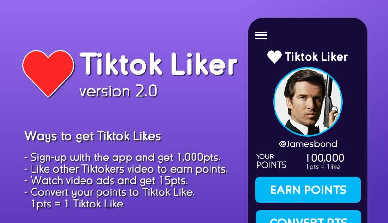 Free Tiktok Liker