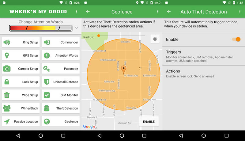Wheres My Droid - Find My Phone Apps For Android